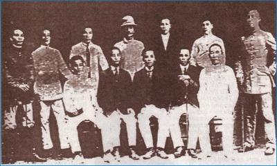 Phong trao yeu nuoc chong Phap tu dau the ki XX den nam 1918