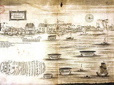 Kinh te van hoa the ki XVI- XVIII