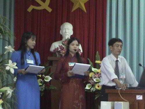 Hội thi chọn Giáo viên Thư viện giỏi năm học 2006-2007
