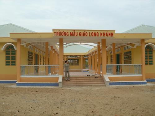 Trường Mẫu giáo Long Khánh