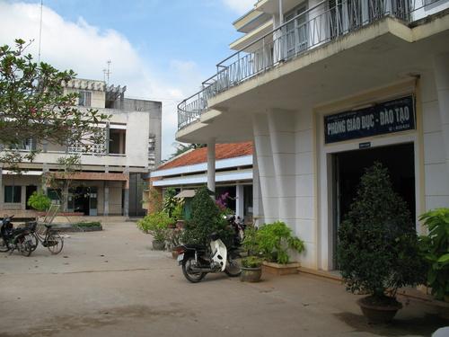 Phòng Giáo dục và Đào tạo huyện Cai Lậy