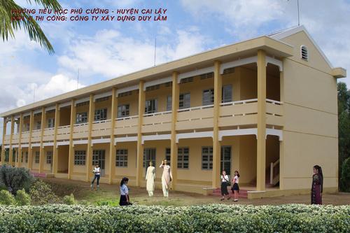 Trường Tiểu học Phú Cường 1
