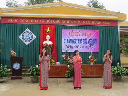 Kỷ niệm 31 năm Ngày Nhà giáo Việt Nam 20/11
