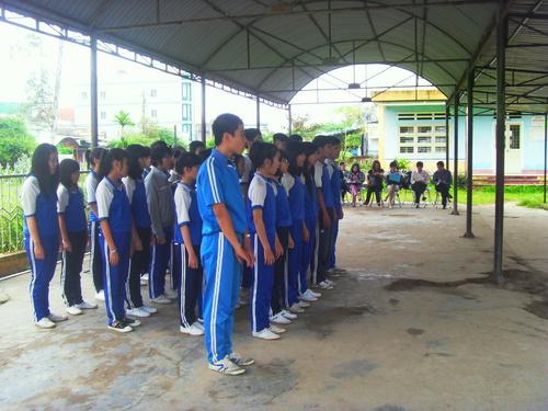 Hoạt động tiến tới chào mừng kỉ niệm 30 năm ngày nhà giáo Việt Nam ( 20/11/1982 – 20/11/2012)