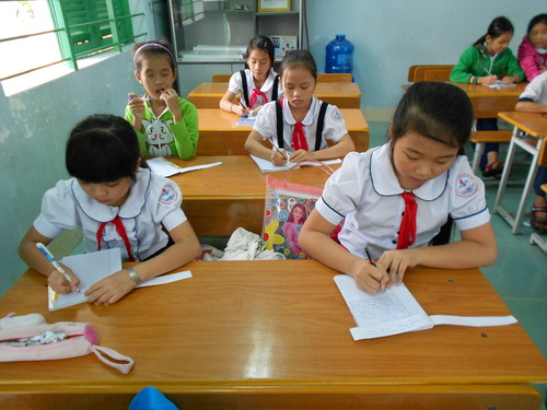 lớp 1, giảng dạy